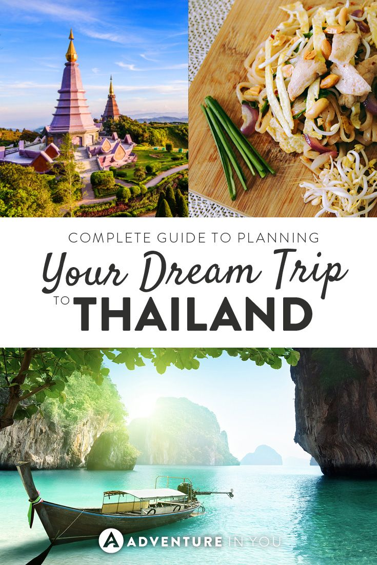 Here is the complete guide on how to plan your dream trip to Thailand. Tips on where to go, what to do, and where to stay!