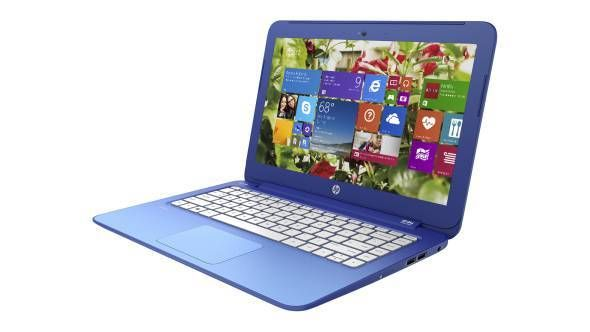 HP Stream 13 Intel Celeron N2840 2.16GHz, 2GB, 32GB SSD, 13.3