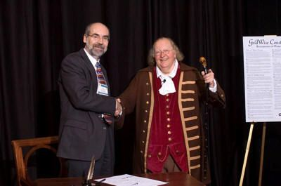 """Energy and Control Expert John J. """"Jack"""" McGowan, CEM inducted into Hall of Fame"""