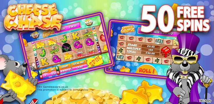 Play Cheese Chase online slot game now at Pocketwin casino to win huge cash and gold rewards. Play now!! #slots #casino Sign up to get £5.  http://www.strictlyslots.eu/pocketwin-pay-by-phone-bill-free-slots/