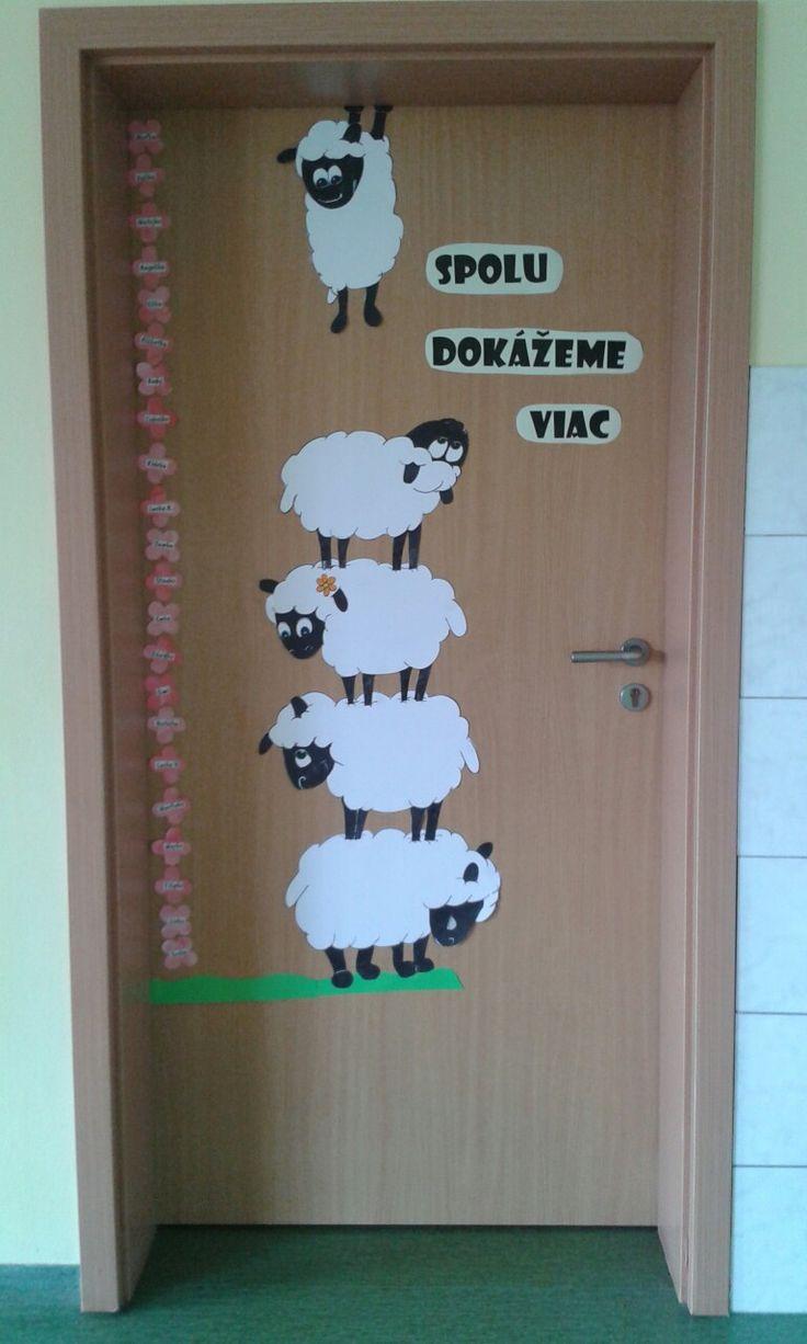 Dvere našej triedy