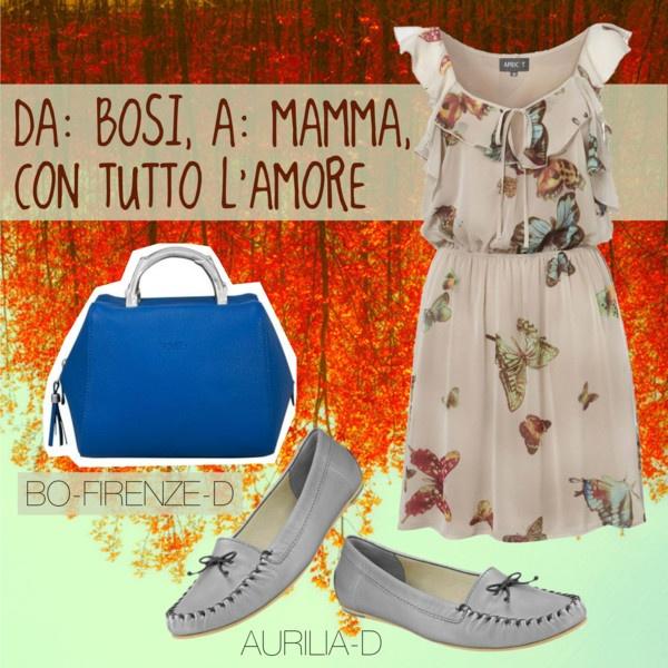 """""""Da: BOSI, A: Mamma, con tutto l'amore"""" by bosi-accesorios on Polyvore"""