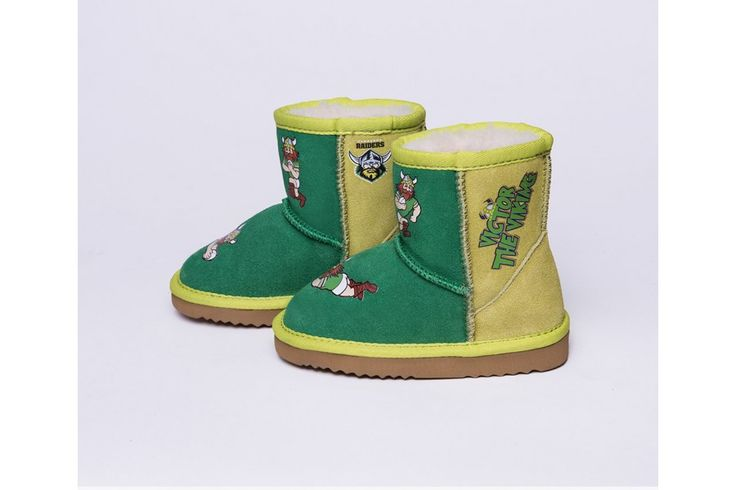 Canberra Raiders Kids Uggs