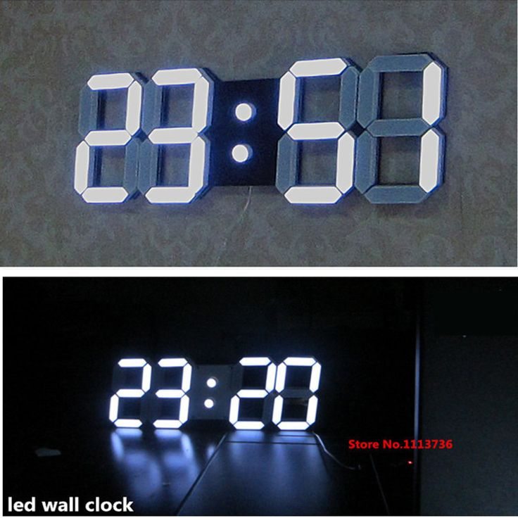 die besten 25 digitale wanduhr ideen auf pinterest traditionelle wanduhren geek gadgets und. Black Bedroom Furniture Sets. Home Design Ideas