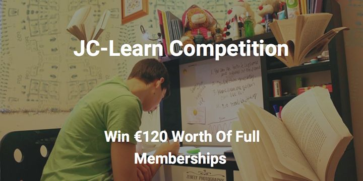 JUNIOR CERT COMPETITION TIME:  Want to be in with a chance of winning a free full account on JC-Learn? We have hundreds of revision notes exam answers and expert study advice across a wide range of junior cert subjects! Like our page and tag three friends on this post to be in with a chance of winning memberships for all 4 of you  - http://ift.tt/1HQJd81