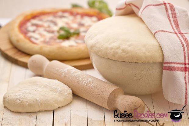 Impasto per pizza ricetta base perfetta