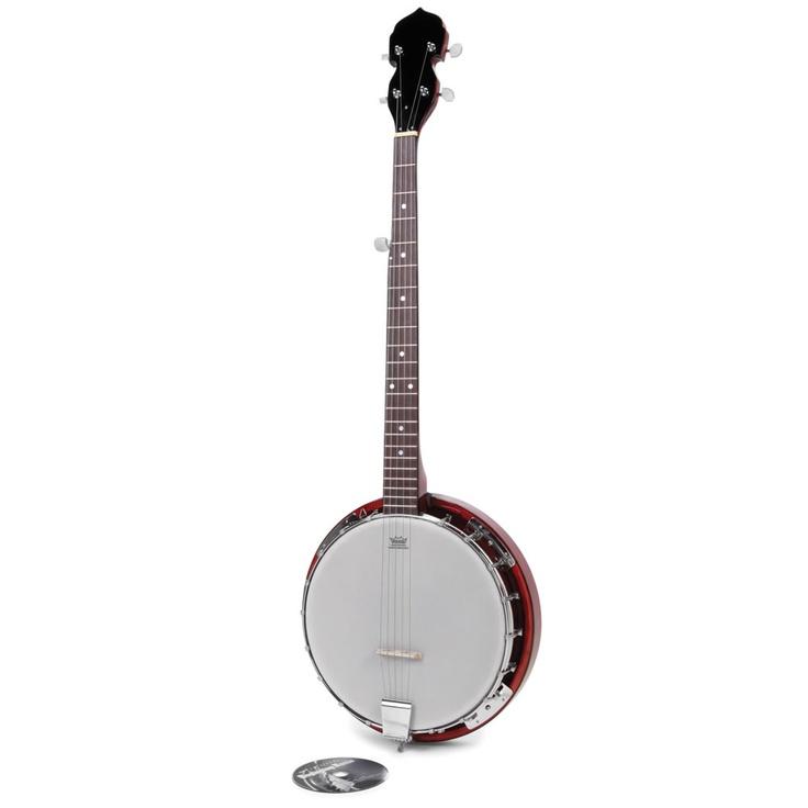 The Learn To Play Banjo - Hammacher Schlemmer
