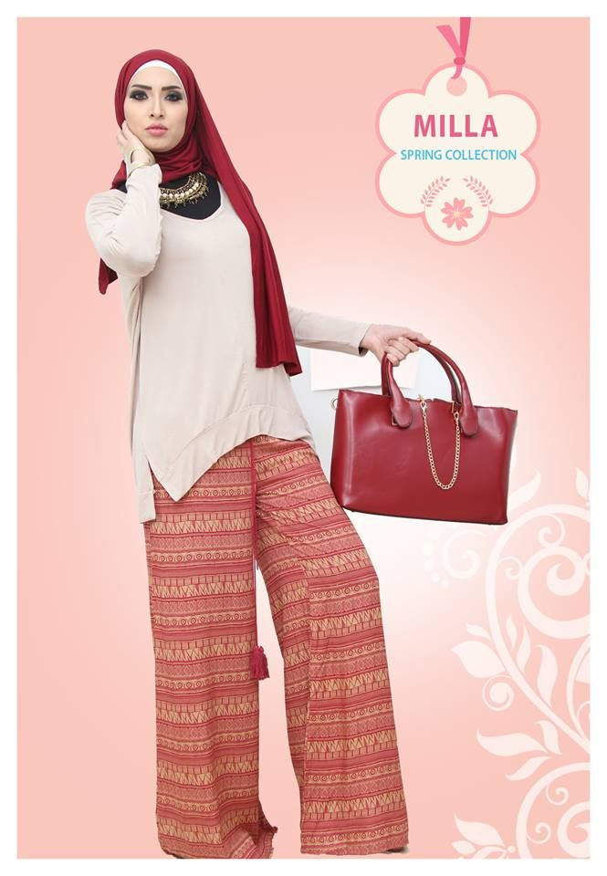 what are the hijab trends for spring 2015 palazzo pants Milla hijab spring 2015 http://www.justtrendygirls.com/milla-hijab-spring-2015/