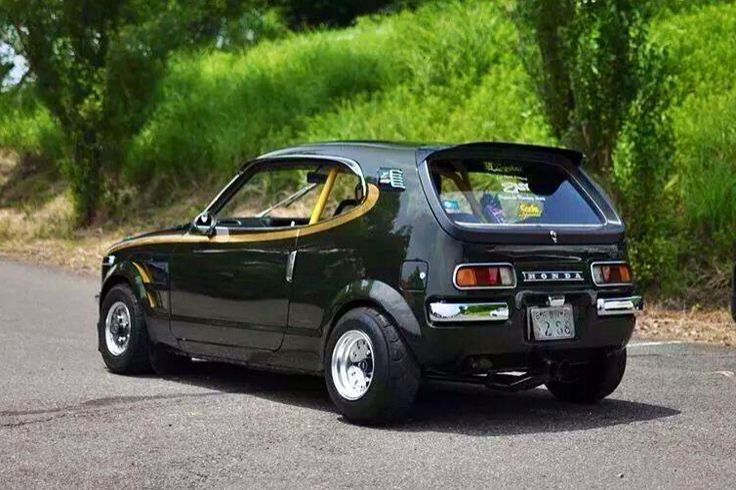 Honda Z600 この車は知らなかった..。 Nに600があるんだから、Zにあってもいいよね。むしろ660で今風にリファインして出しても売れそうだけど。