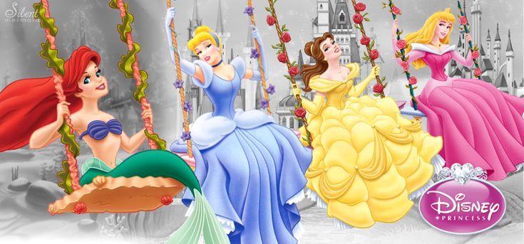 Disney princesses royal fun by silentmermaid21 - Images princesse ...