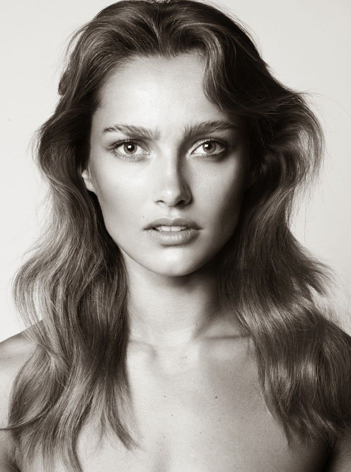 Karmen Pedaru shot by Cuneyt Akeroglu for Vogue Turkey 2013 _