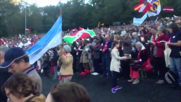 Resumen en imágenes del 18 de octubre en Schoenstatt