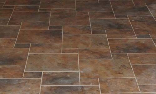 Pinwheel Floor Design Florida Installer Of Schluter