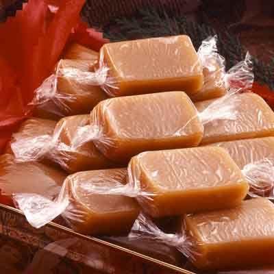 Aunt Emily's Soft Caramels