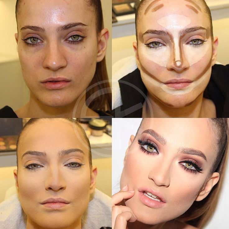 49 best It\'s all about contouring & highlighting images on Pinterest