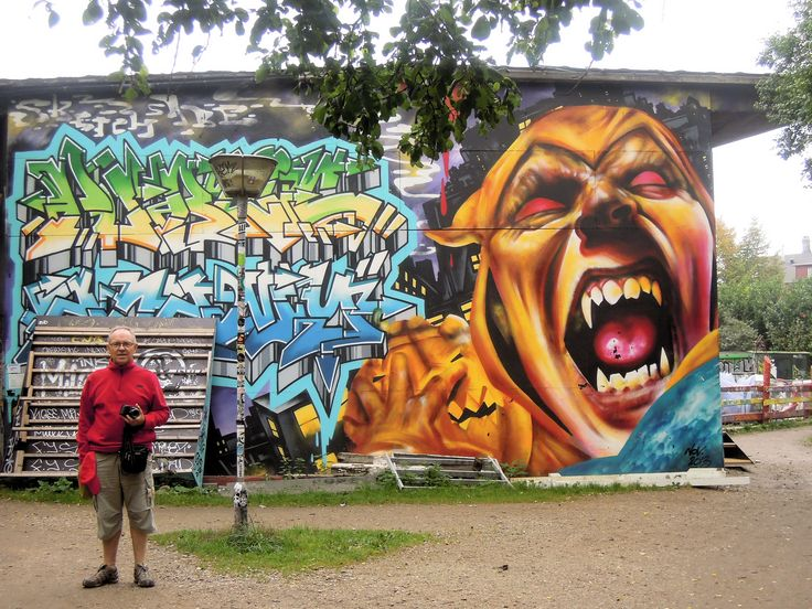 Copenhagen 2014 -Street Art 22 (Christiania)