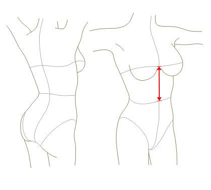 How To Measure « Pattern School. Bust to waist a different measurement.  Excellent descriptions. CJB