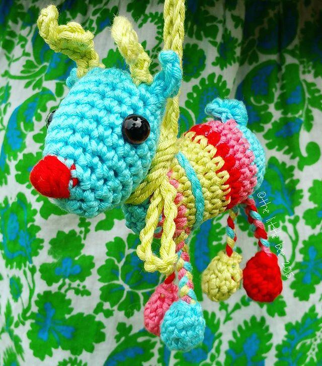 Crochet Mr Reindeer