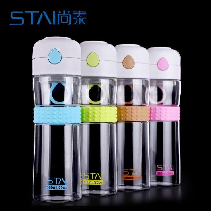 Spot Leak-Proof Water Bottles with Filter