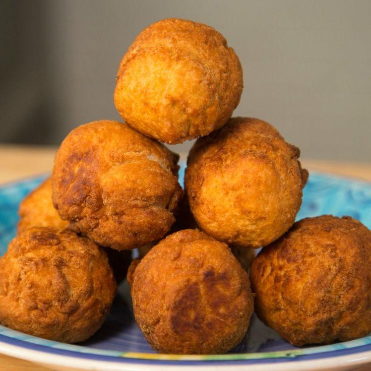 Jamaican Johnny Cakes Recipe Cornmeal