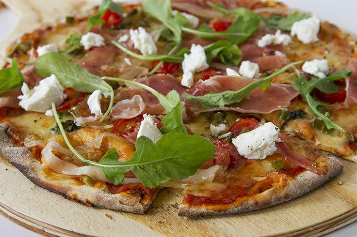 Italian Pizza Rossa CRAFT Restaurant Parkhurst