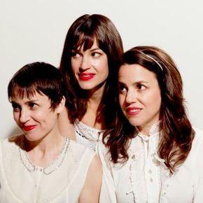 Petra, Rachel & Tanya Haden (The Haden Triplets)