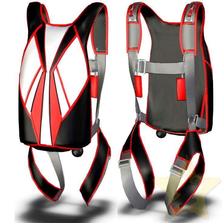 Infinity Skydiving Rig Gear Package