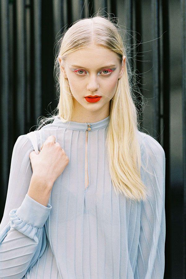 Vanessa Jackman: Paris Couture Fashion Week AW 2012/13...Nastya