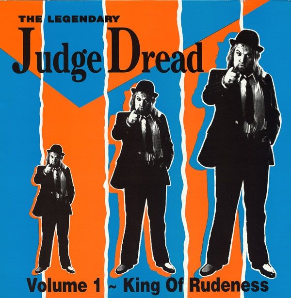 Buy Judge Dread - The Legendary Judge Dread Volume 1 - King Of Rudeness (Vinyl) at Discogs Marketplace