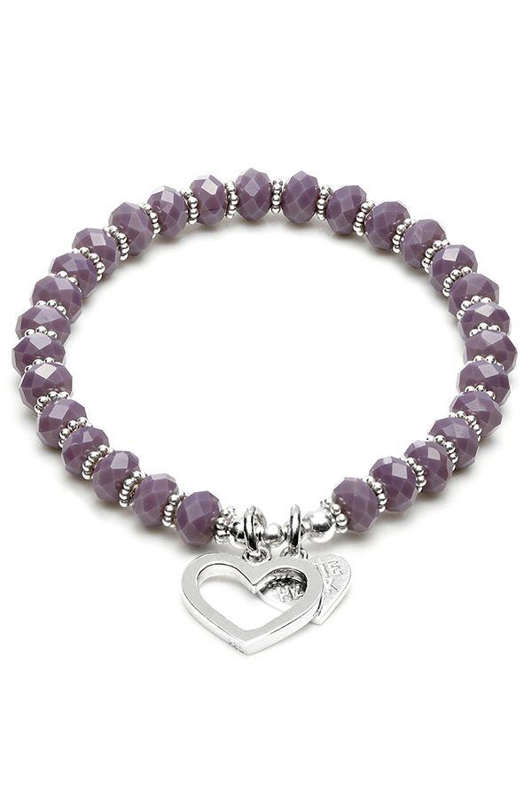 It's no secret that Ladies Always Love To Have Fun, shop this stunning 925 sterling silver ANNIE HAAK bracelet