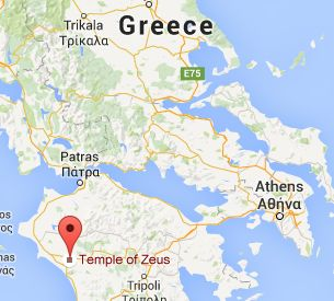17 best images about Temple of Zeus, Olympia, Greece on ...