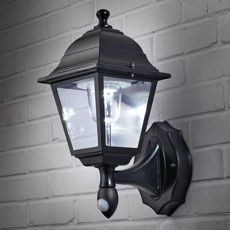 Ordinaire Wireless Motion Activated Outdoor Wall Sconce
