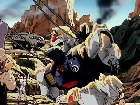 Gundam 08th MS Team. Opening.