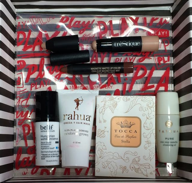 Play! by Sephora Subscription Box Review - May 2017