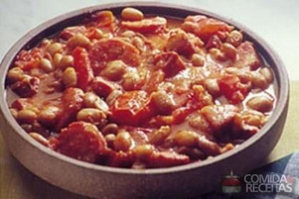 Receita de Feijão mexicano em Legumes e verduras, veja essa e outras receitas aqui!