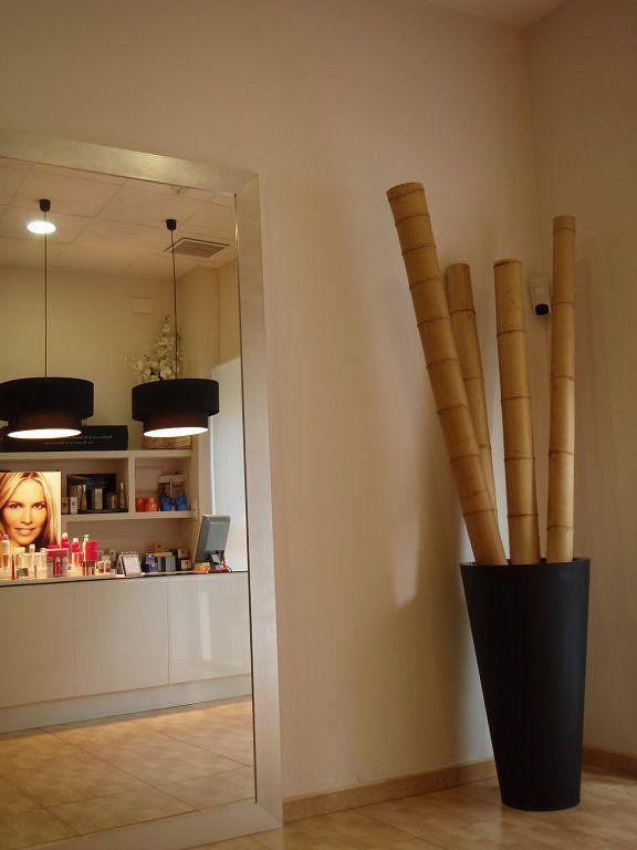 jarron con bambu buscar con google decoraci. Black Bedroom Furniture Sets. Home Design Ideas