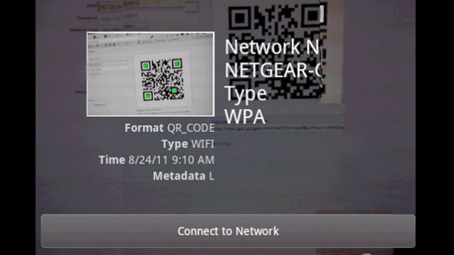 If your friend wants to get on your Wi-Fi, you don't have to share your (possibly long and confusing) password. Here's how to generate a QR code containing your network password and have them log on in one snap.