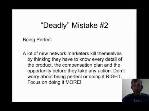"Forever Living Distributors - 3 ""Deadly"" Mistakes to Avoid When Building Forever Living - YouTube"