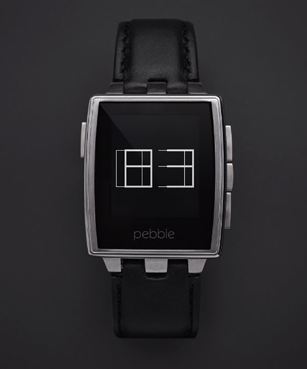 2015 TTMM Watchface Collection for Pebble. Click to see the different styles. #watch #Pebble #YankoDesign