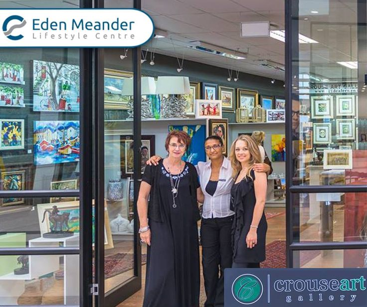 Visit #CrouseArtGallery at shop number 31 in the #EdenMeaderLifestyleCentre and have a look at our wide range of beautiful paintings, home decor items, precious stone jewellery and designer ceramics. #iloveshopping