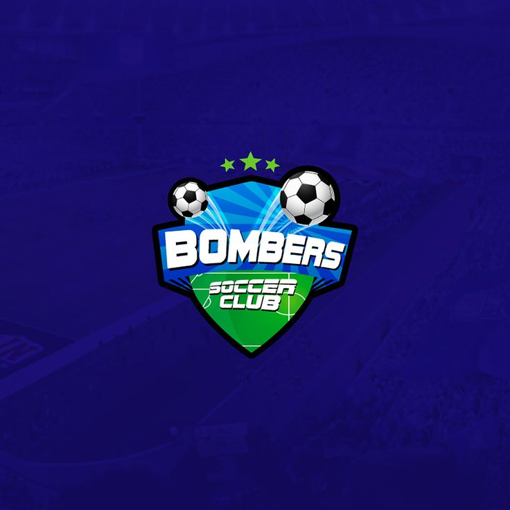 Logo design made for - Bombers Club