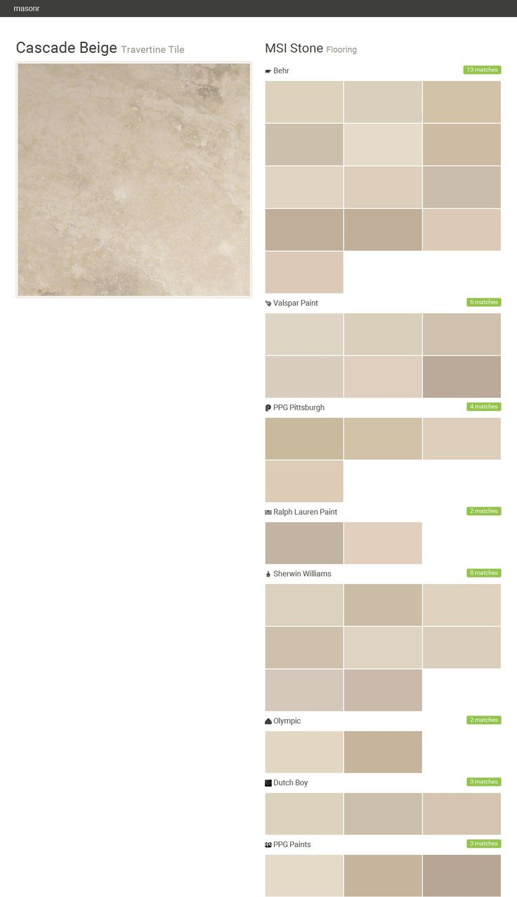 17 mejores im genes sobre trucos en pinterest colores de for Behr neutral beige paint colors