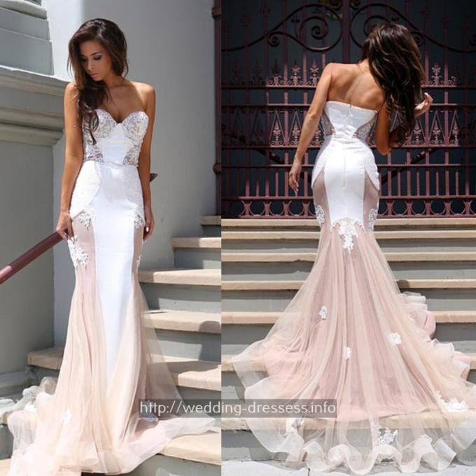 Pink Wedding Dresses Jessica Biel