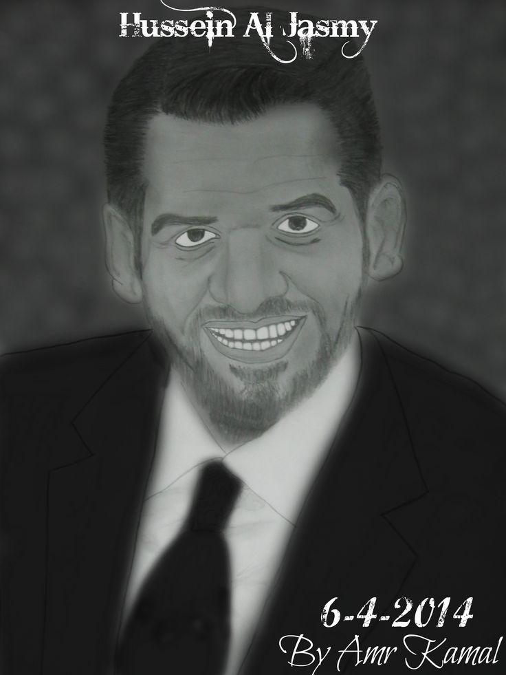 hussien el jasmy drawing