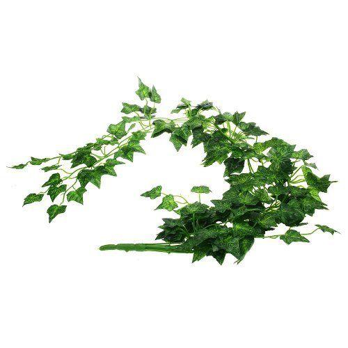 Künstliche Pflanze Terrariumpflanze Efeu Ranke Aquarium Kunstpflanze Dekor Grün von ptydeltd, http://www.amazon.de/dp/B00KG01KOY/ref=cm_sw_r_pi_dp_kfyUtb17307NB