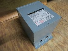 Square D 10 kVA 600 to 120/240 10S4F Single Phase Transformer 3R/Rainproof 10kVA. See more pictures details at http://ift.tt/1QsBR1t