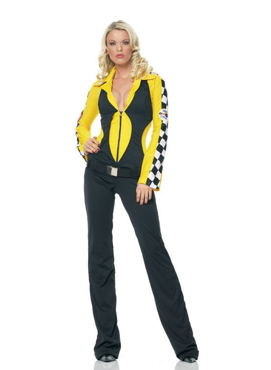 Leg Avenue Race Crew Costume Leg Avenue Race Crew Costume [LA-83325] - £51.99 : Get It On Fancy Dress Superstore, Fancy Dress & Accessories For The Whole Family. http://www.getiton-fancydress.co.uk/adults/sportscostumes/legavenueracecrewcostume#.Uqmz8ycUWSo