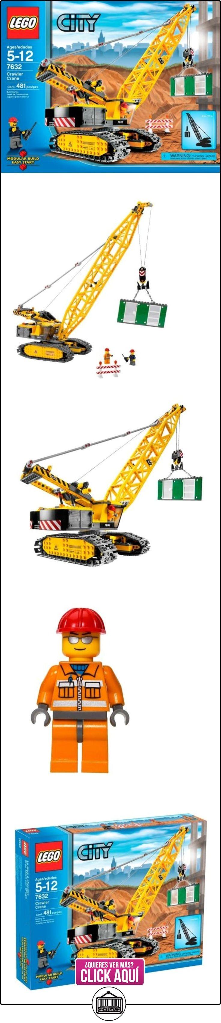 LEGO LEGO City construction crawler crane 7632 [parallel import goods] (japan import)  ✿ Lego - el surtido más amplio ✿ ▬► Ver oferta: http://comprar.io/goto/B001GN6XH4