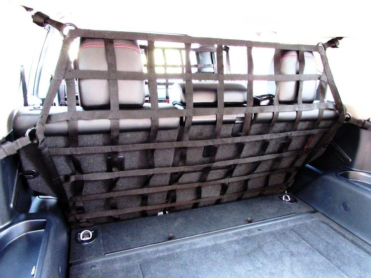 1993 - 2010 Jeep Grand Cherokee divider barrier net for ZJ WJ and WK