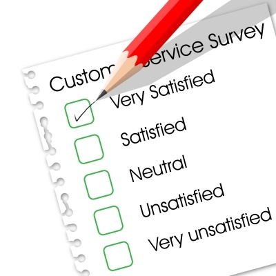 The difference between customer satisfaction and loyalty